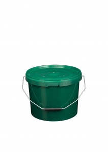 10L Green Fishing Bucket