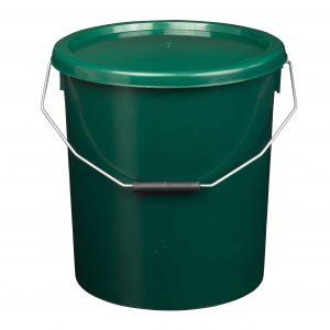 16 litre green bucket