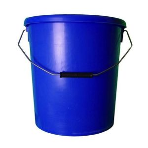 16 Litre Blue Plastic Bucket