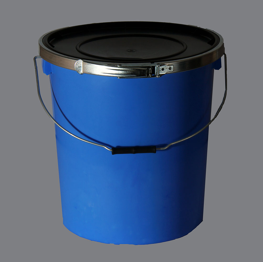 Plastic containers for the chemicals inks and dyes for Un container
