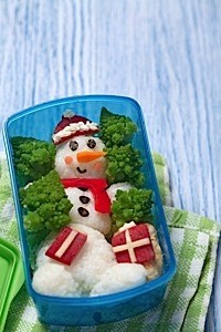 check your festive food containers