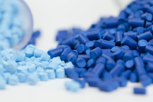 Plastic polymer manufacturing