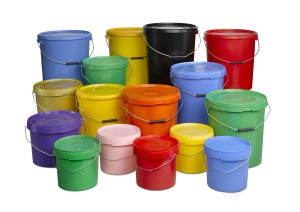 food grade buckets for transporting foodstuffs