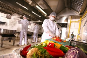 commercial kitchen hygiene standards