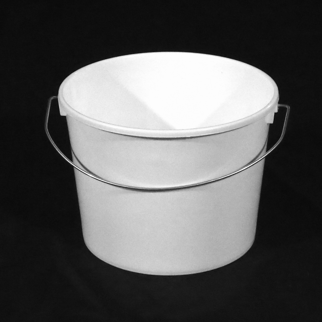 Metal Paint Kettle With Lid