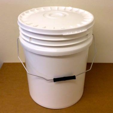 Grease Tub White 18 kg