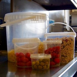 food pots for caterers