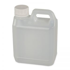 small plastic jerry can
