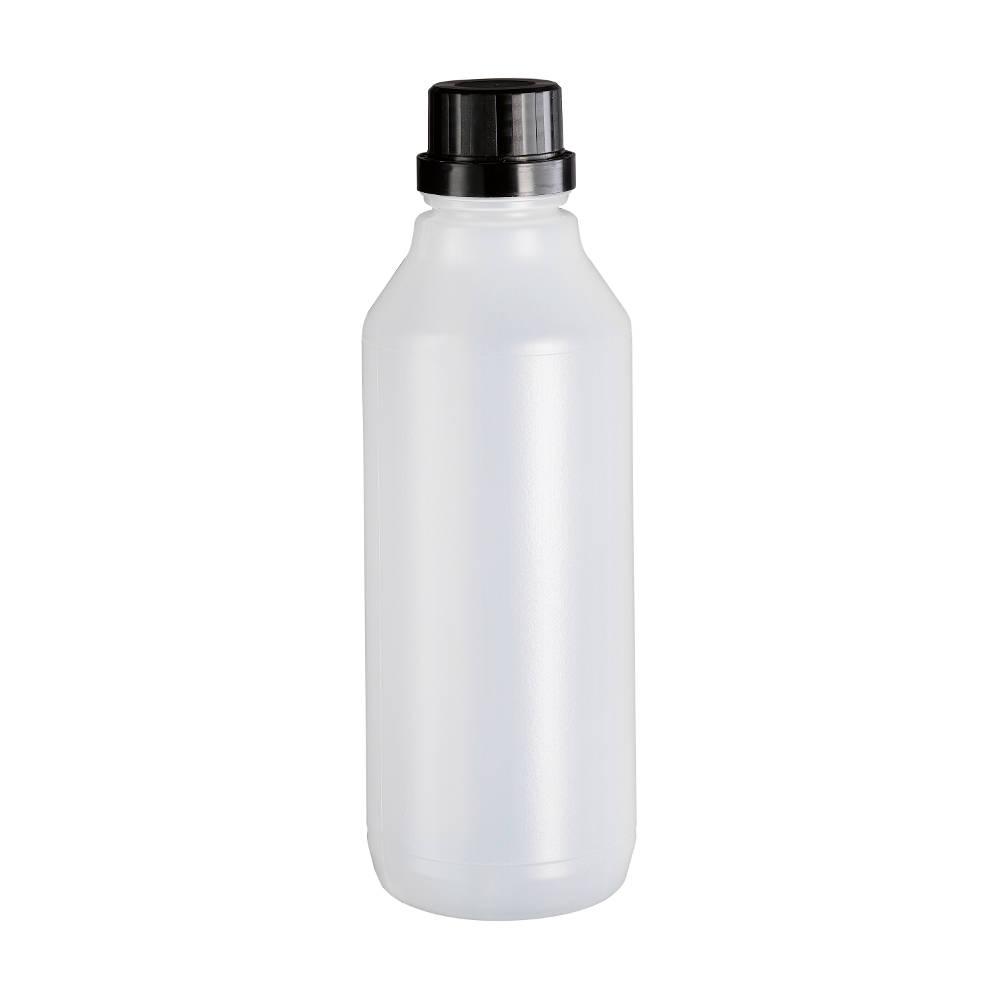 500ml Natural Plastic Bottle
