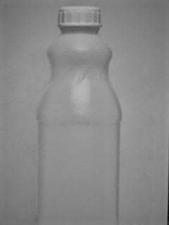 1l HDPE Natural Plastic Bottle