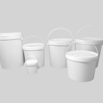 White Food Containers