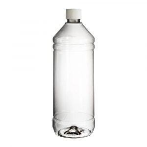 1l clear bottle