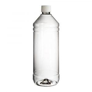 1l clear bottle