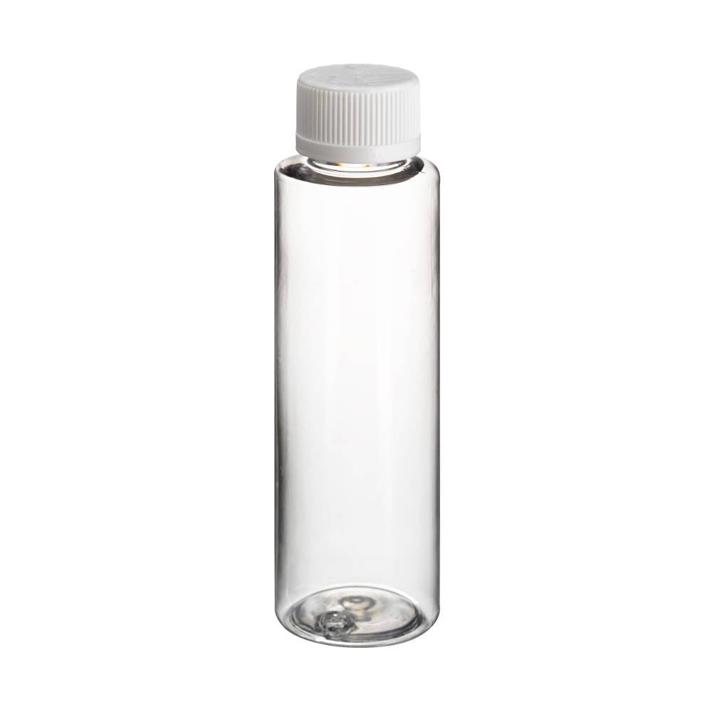 50ml Clear PET Bottle with Flip Top