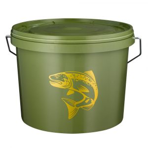 10l fishing bucket with handle