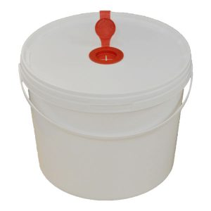 10 litre wet wipe container