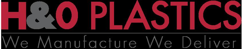 H&O Plastics Logo